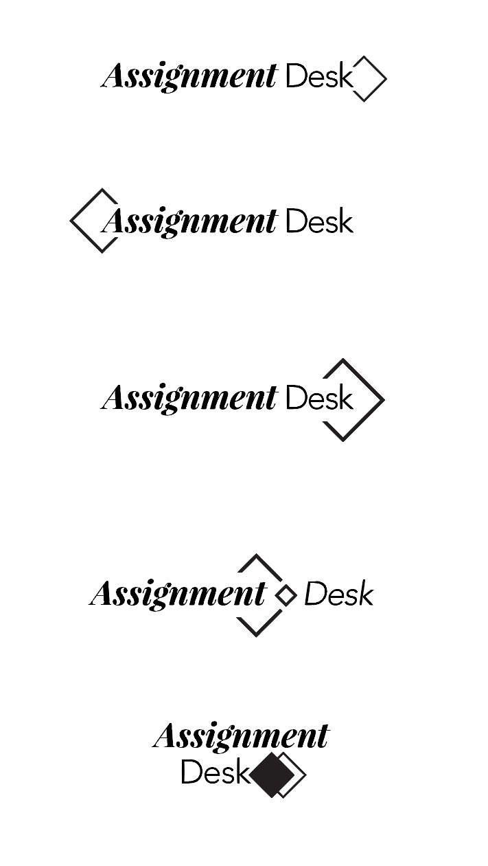 Trying square/desk variations