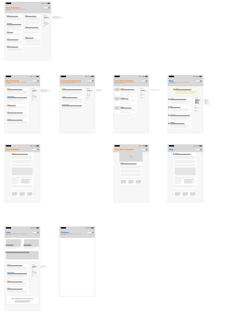 M2 page patterns V1