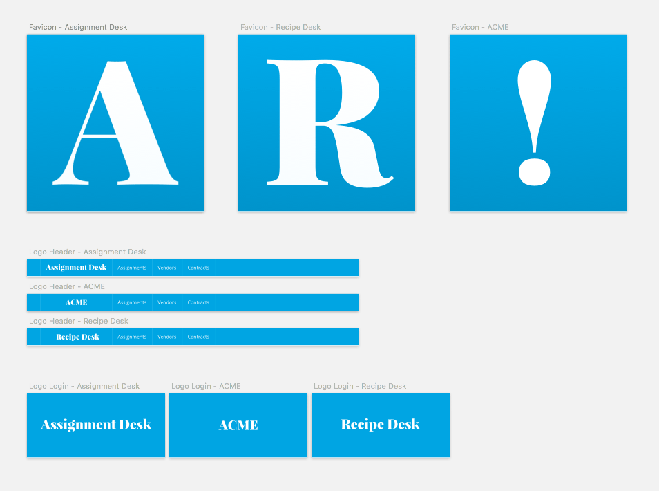 Screenshot of resource kit