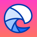 Breaker—The social podcast app app icon