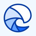 Breaker—The social podcast app app icon