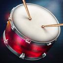 Drums - real drum set games app icon