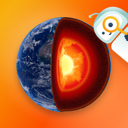 Geology for Kids: Planet Earth app icon