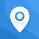 Locator. My Friends Finder app icon
