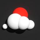 (Not Boring) Weather app icon