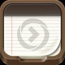 Notebook app icon
