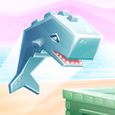Ookujira - Giant Whale Rampage app icon