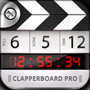 Professional Digital Clapperboard app icon