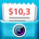 Receipt capture Pro app icon