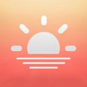 Sunrise Calendar. app icon