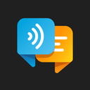 Translater+ voice translator app icon