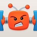 Unobstruct app icon