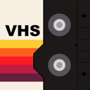 VHS Cam: Vintage Video Filters app icon