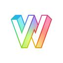 Wikiweb: Visual Wikipedia Reader app icon