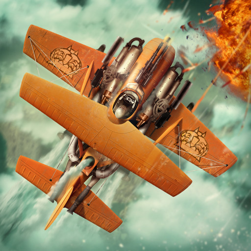 Aces of Steam app icon
