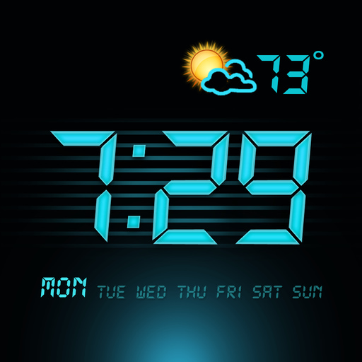 Alarm Clock - My Music Alarms app icon