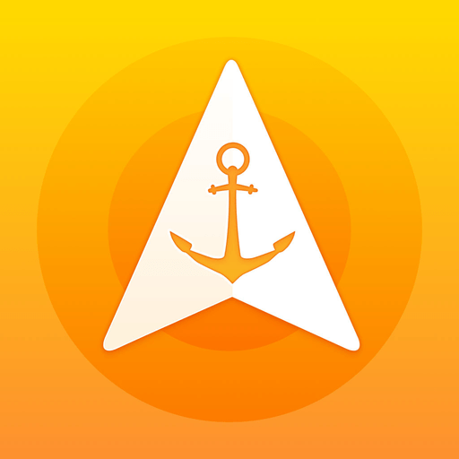 Anchor Pointer: GPS Compass (Find your parked car) app icon