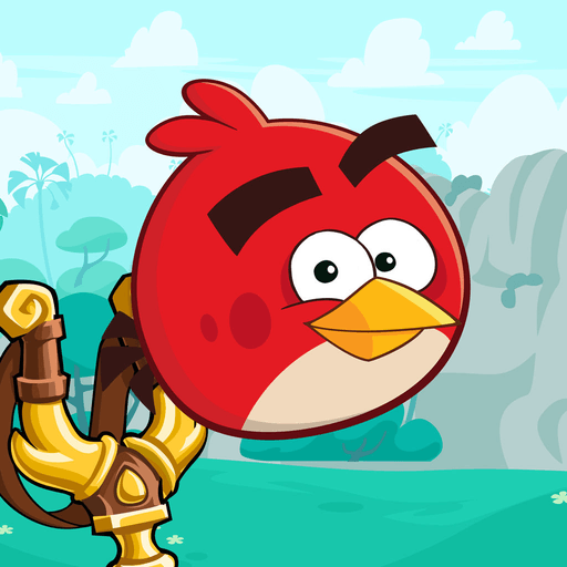 Angry Birds Friends app icon