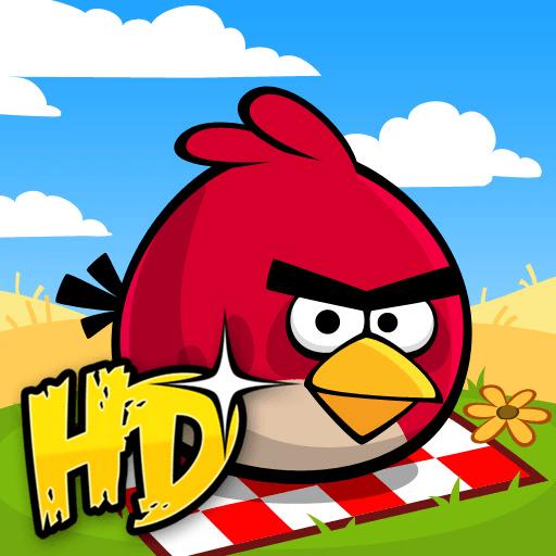 Angry Birds Seasons HD app icon