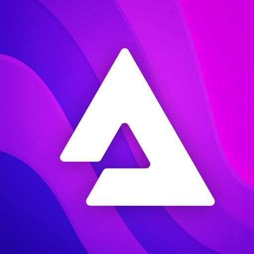 Audius Music app icon
