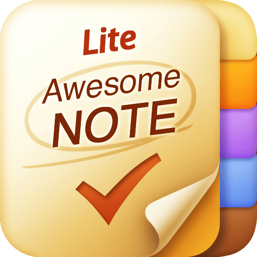 Awesome Note Lite app icon