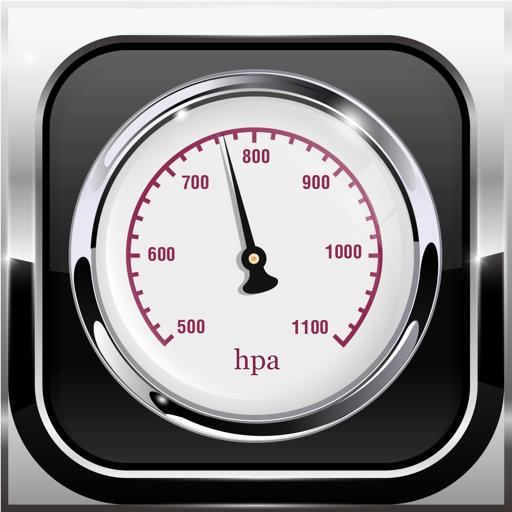 Barometer HD app icon