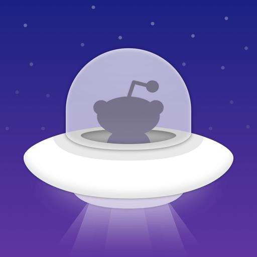 Beam for reddit app icon