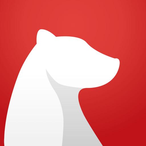 Bear app icon