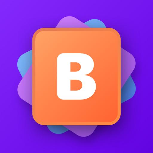 BeeLingvo: learn English words app icon