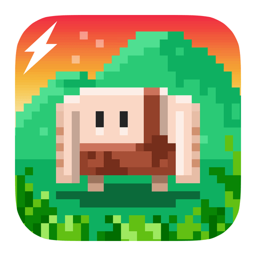 Bit - Time Travelling Caveman app icon