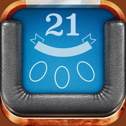 Blackjack 21: Blackjackist app icon