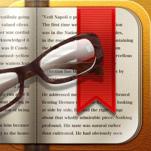 BookMarker app icon