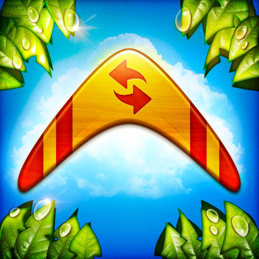 Boomerang ~ The Universal Bookmark app icon