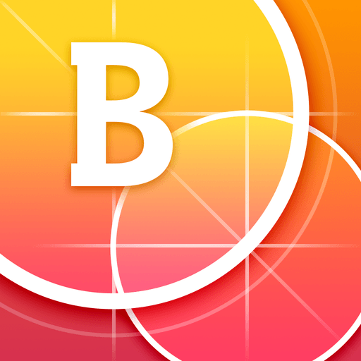 BubbleFrame app icon