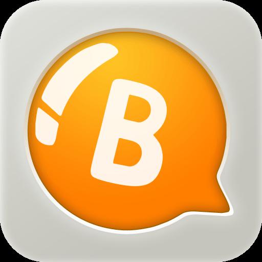 Bubbly app icon