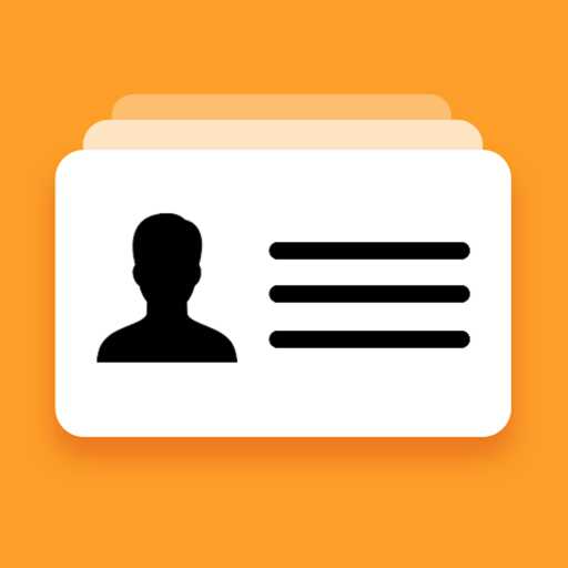 Business Card Scanner & Reader app icon