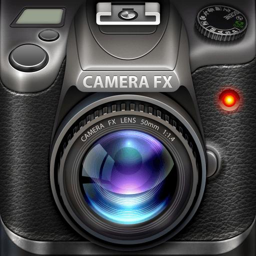 Camera FX Pro app icon