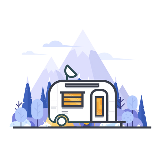 Camp America app icon