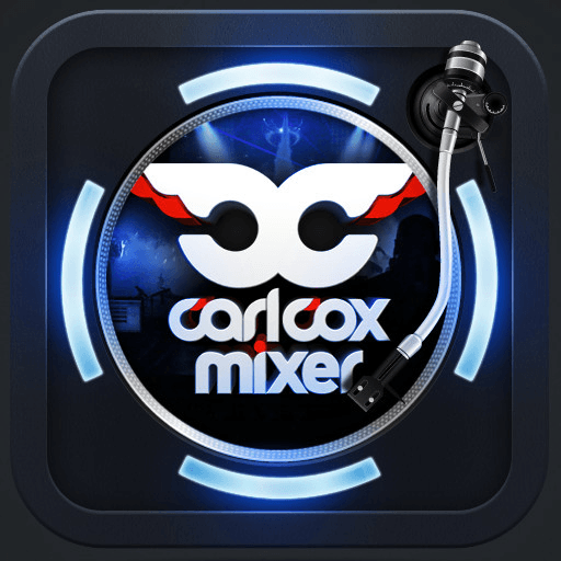 Carl Cox Mixer app icon