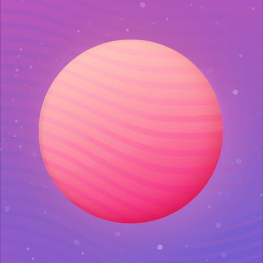 ChillScape - Sonic Meditation app icon
