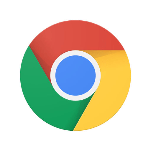 Chrome - web browser by Google app icon