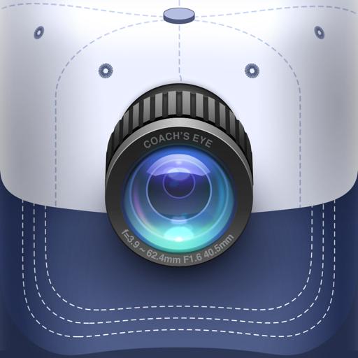 Coach's Eye - Video Analysis app icon