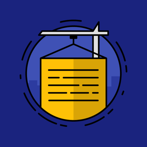 Construction Daily Log App app icon