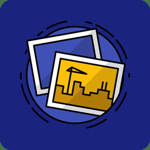 Construction Photos app app icon