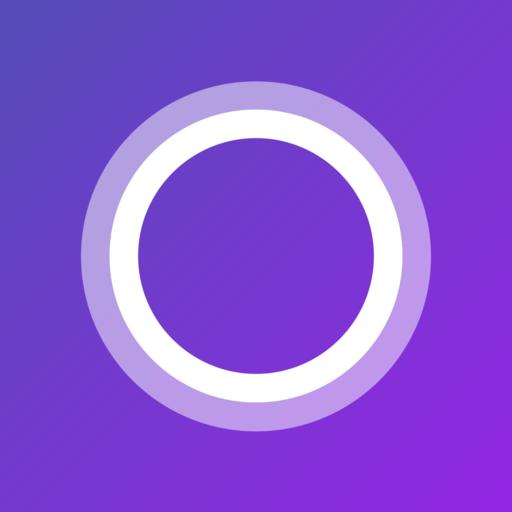 Cortana - Personal digital assistant app icon