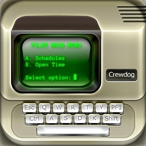 Crewdog Terminal app icon