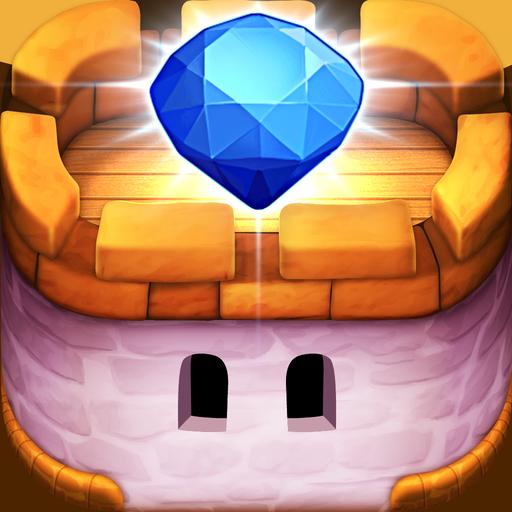 Crystal Siege app icon