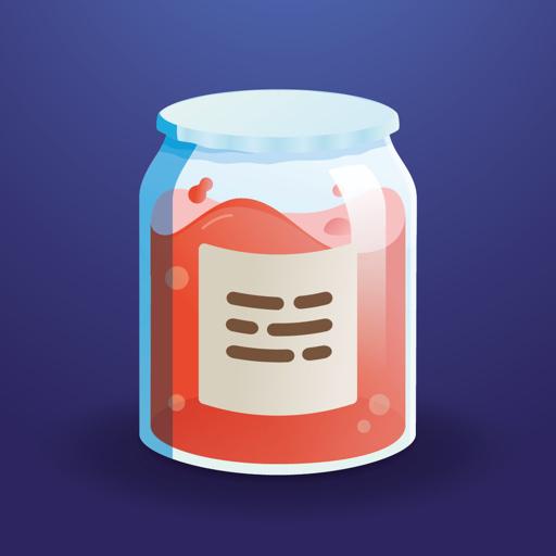 Data Jar app icon