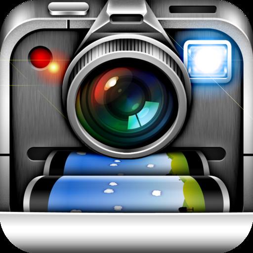 Dermandar Panorama app icon