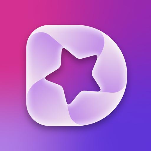 Detail Camera – Webcam for Mac app icon